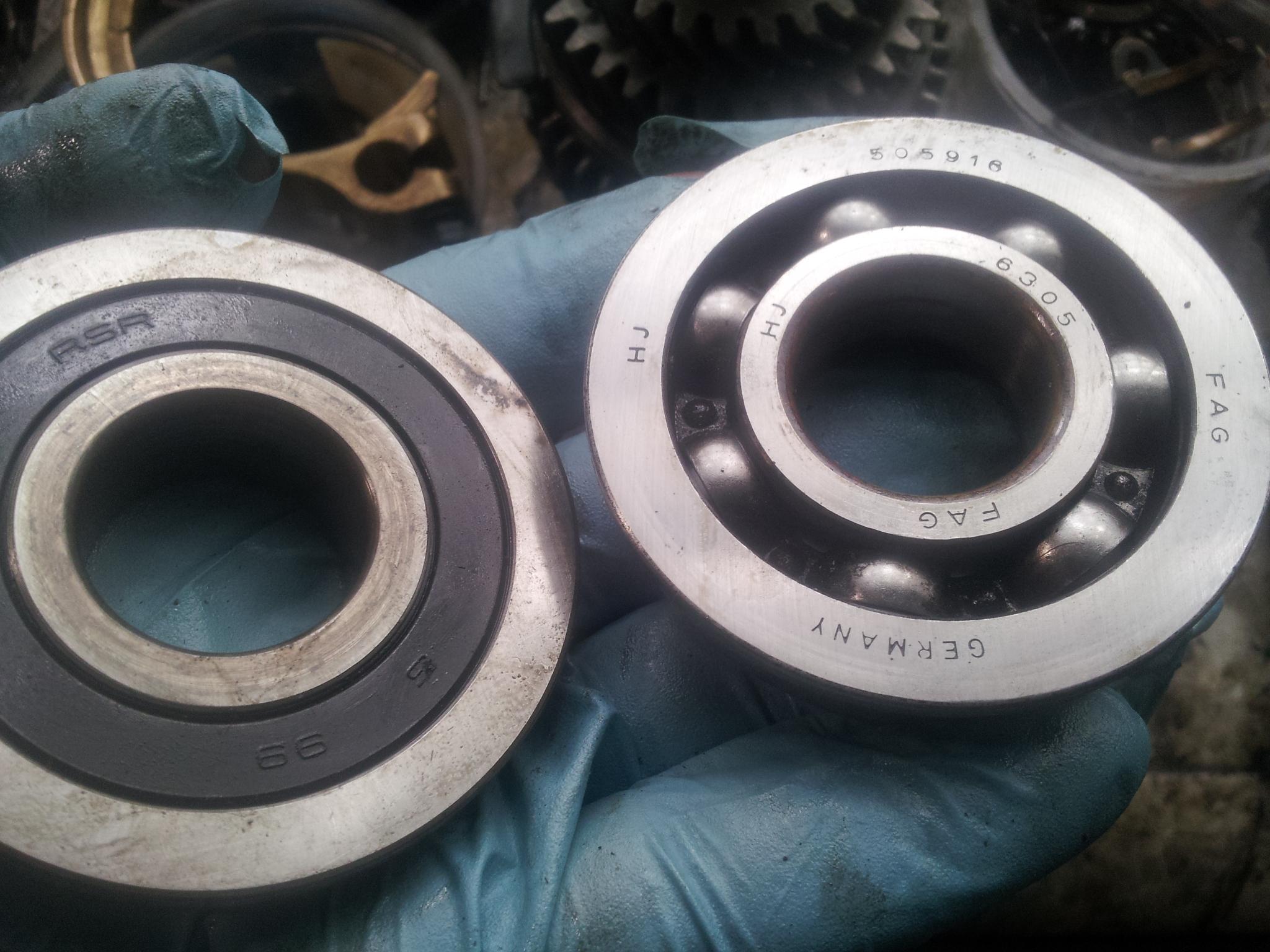 gearbox - gearbox rebuild and upgrade 11