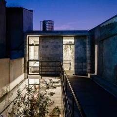Vila Matilde House by Terra e Tuma Arquitetos