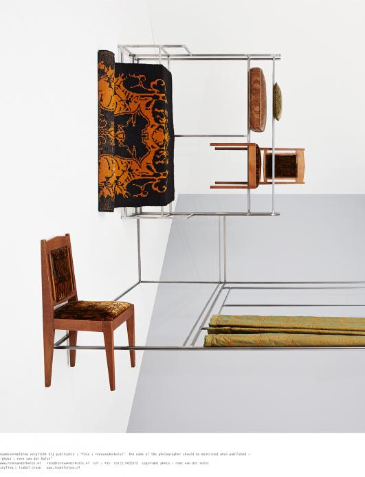 Living Spaces: A fascinating look at a hundred years of textiles in Dutch interiors