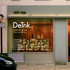 DeTnk Pop-Up Shop