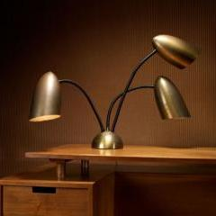 Lot # 101 - Greta Grossman Table Lamp - Wright Auction