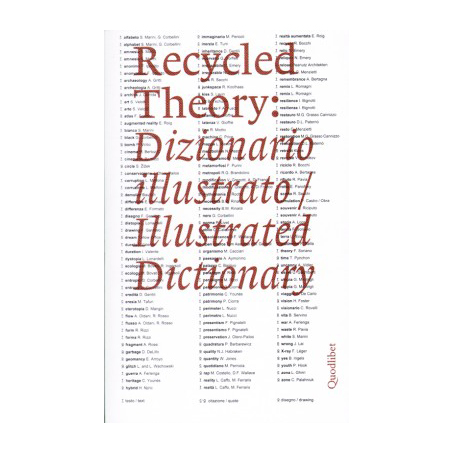 Recycled Theory Illustrated Dictionary