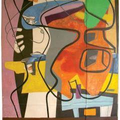 """Femme et coquillage IV"", 1948"