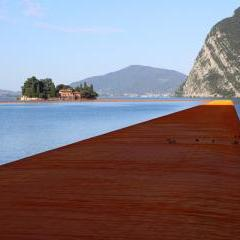Christo: Floating Piers video by Nowness