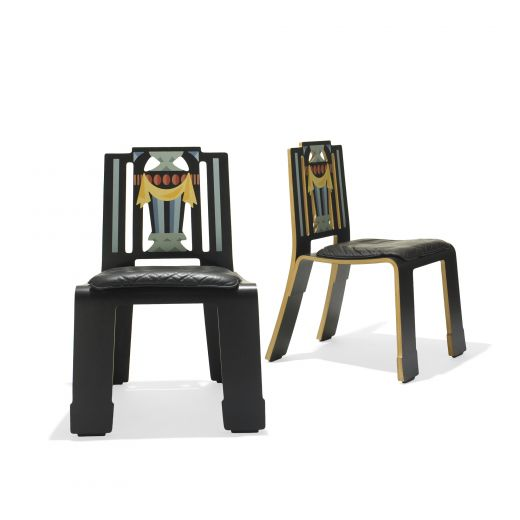 Robert Venturi - Sheraton chairs pair  sc 1 st  DeTnk : venturi chairs - Cheerinfomania.Com