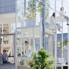 Sou Fujimoto Architects, House NA, Tokyo, Japan, 2011. Photo Iwan Baan