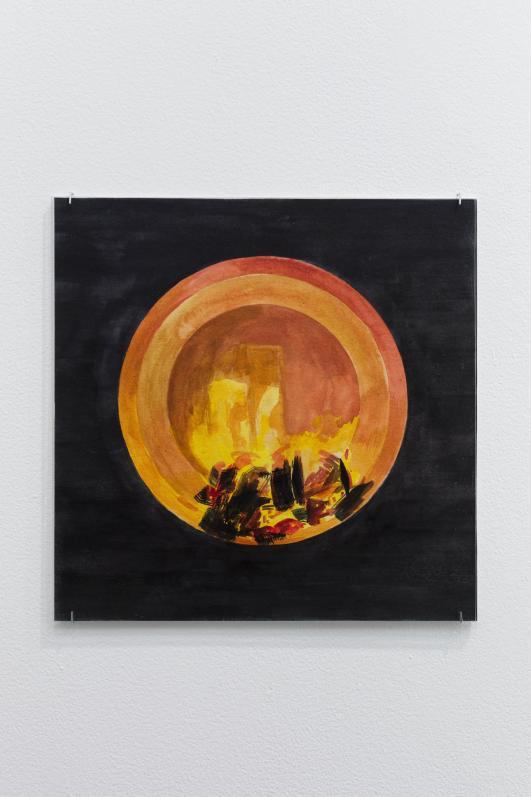 OSCAR TUAZON: FIRE at Maureen Paley