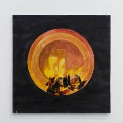 OSCAR TUAZON: FIRE at Maureen Paley