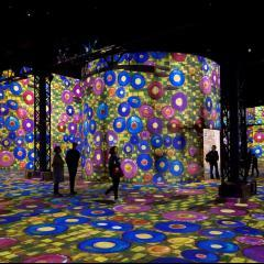 Paris' first Digital Art Centre opens
