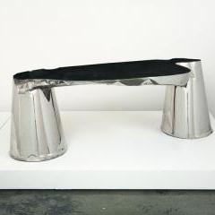 Lot# 27130 - Two Legs and a Table by Ron Arad - Phillips de Pury & Company
