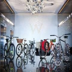 W Hotel WOW Bikes