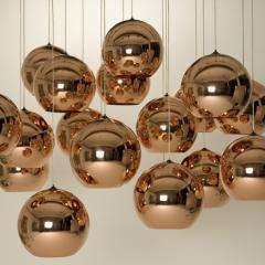 Copper Shade Light