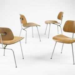 Lot# 342 DCM's by Charles and Ray Eames - Wright Mass Modern Auction