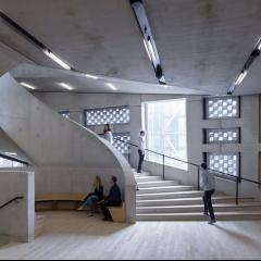 First look: inside the Switch House – Tate Modern's power pyramid