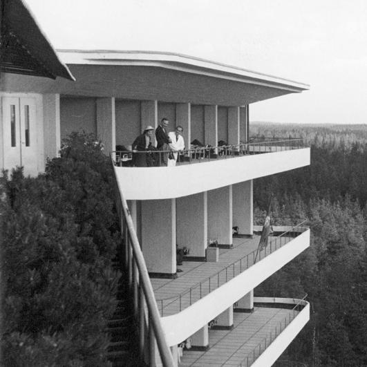 Alvar Aalto's Paimio Sanatorium at Design Museum Denmark