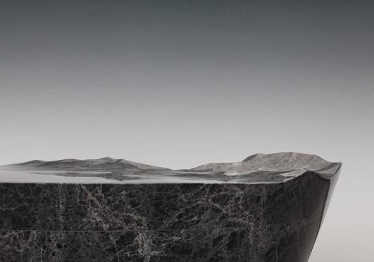 Ocean Memories, an exhibition by designer Mathieu Lehanneur