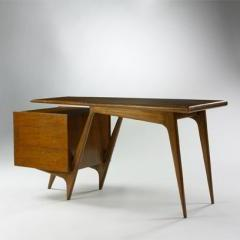 Lot# 542 Desk in the manner of Ico Parisi - Wright Mass Modern Auction