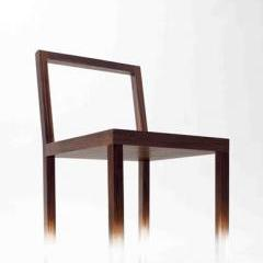 NENDO  fadeout-chair, 2009