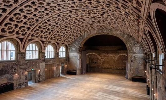 Like something from Pompeii' – Battersea Arts Centre's scorching resurrection