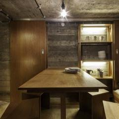 War Bunker Conversion by B-ILD