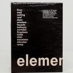 Elements by Rem Koolhaas
