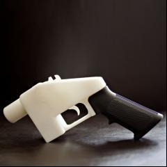 The world's first 3D-printed gun now owned by the world's largest design museum