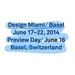 Gallery Highlights and Emerging Themes At Design Miami/ Basel 2014