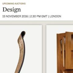Design Auction at Sotheby's London