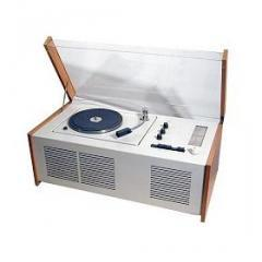 SK4 record player by Dieter Rams 1956