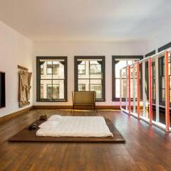 Donald Judd's Home & Studio