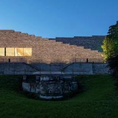 Grimmwelt by kadawittfeldarchitektur