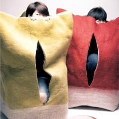 Hide Office Chair by Margaret Huang & Lin Yi-Hsien