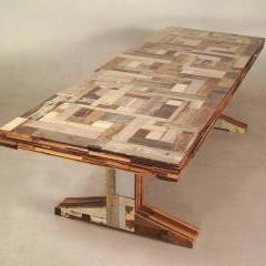 Scrapwood Table