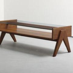 Writing Table, 1952-56 by Pierre Jeanneret