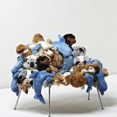 "FERNANDO AND HUMBERTO CAMPANA  ""Banquete"" chair, 2006"