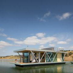Floating House by Friday SA