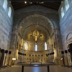'The Forty Part Motet' a sound installation by Janet Cardiff