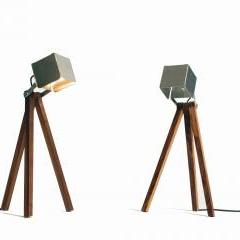 No. 3 table lamp, designed by Kim Thome