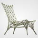 knotted chair, marcel wanders, cappellini