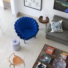 Interior Designer Maria Di Pace's Home In Sao Paulo