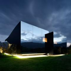 Mirror House by Peter Pichler