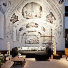 Moooi 2014 new collection presentation at via Savona 56