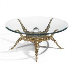 Octopus Table by Mark Brazier Jones