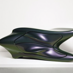 'Swash' Cabinet by Zaha Hadid