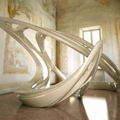 Andrea Palladio and Zaha Hadid Architects 2008 -'Aura S'