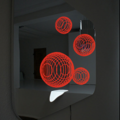Stitch Lamp by Marcus Tremonto