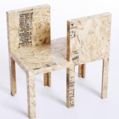Ruckercorp chair series by Chris Rucker