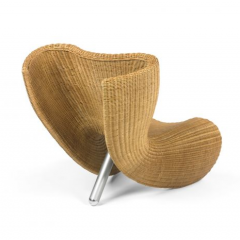 Marc Newson 'Wicker Chair' 1990 – Wright Modern Design Auction