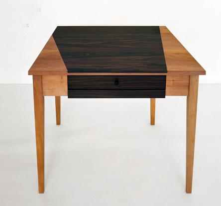 Miraculous Table Monk By Joseph Beuys Schellmann Furniture Detnk Interior Design Ideas Ghosoteloinfo
