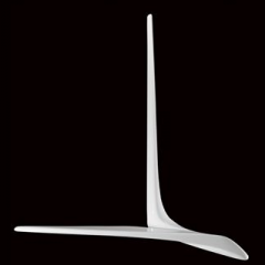 'Serif 2' Shelf by Zaha Hadid, 2006